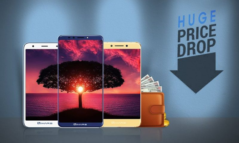 IMARS Massively Reduces The Price of Its Smartphones!