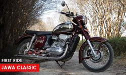 Jawa Classic First Ride: Strikes the Right Chord with Retro Charm!